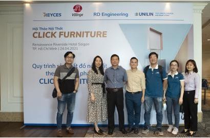 Hội Thảo Nội Thất Click Furniture